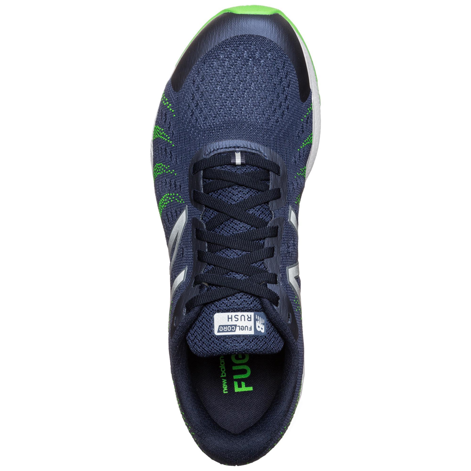 NEW BALANCE FuelCore Rush V3 Laufschuhe Herren Herren Laufschuhe dunkelblau / lime im Online Shop von SportScheck kaufen Gute Qualität beliebte Schuhe 1abceb