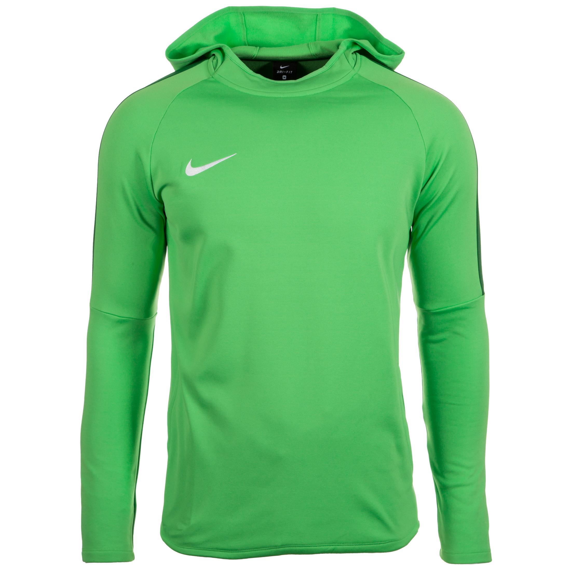 great deals 2017 authorized site best wholesaler Nike Dry Academy 18 Hoodie Herren hellgrün / grün im Online Shop von  SportScheck kaufen
