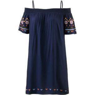 TOM TAILOR Minikleid Damen deep twilight blue