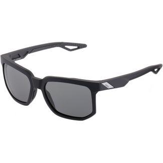 ride100percent Centric PeakPolar Sportbrille Soft Tact Black