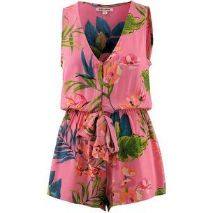 Billabong Summer Solstice Jumpsuit Damen guava