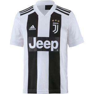 adidas Juventus Turin 18/19 Heim Fußballtrikot Kinder black