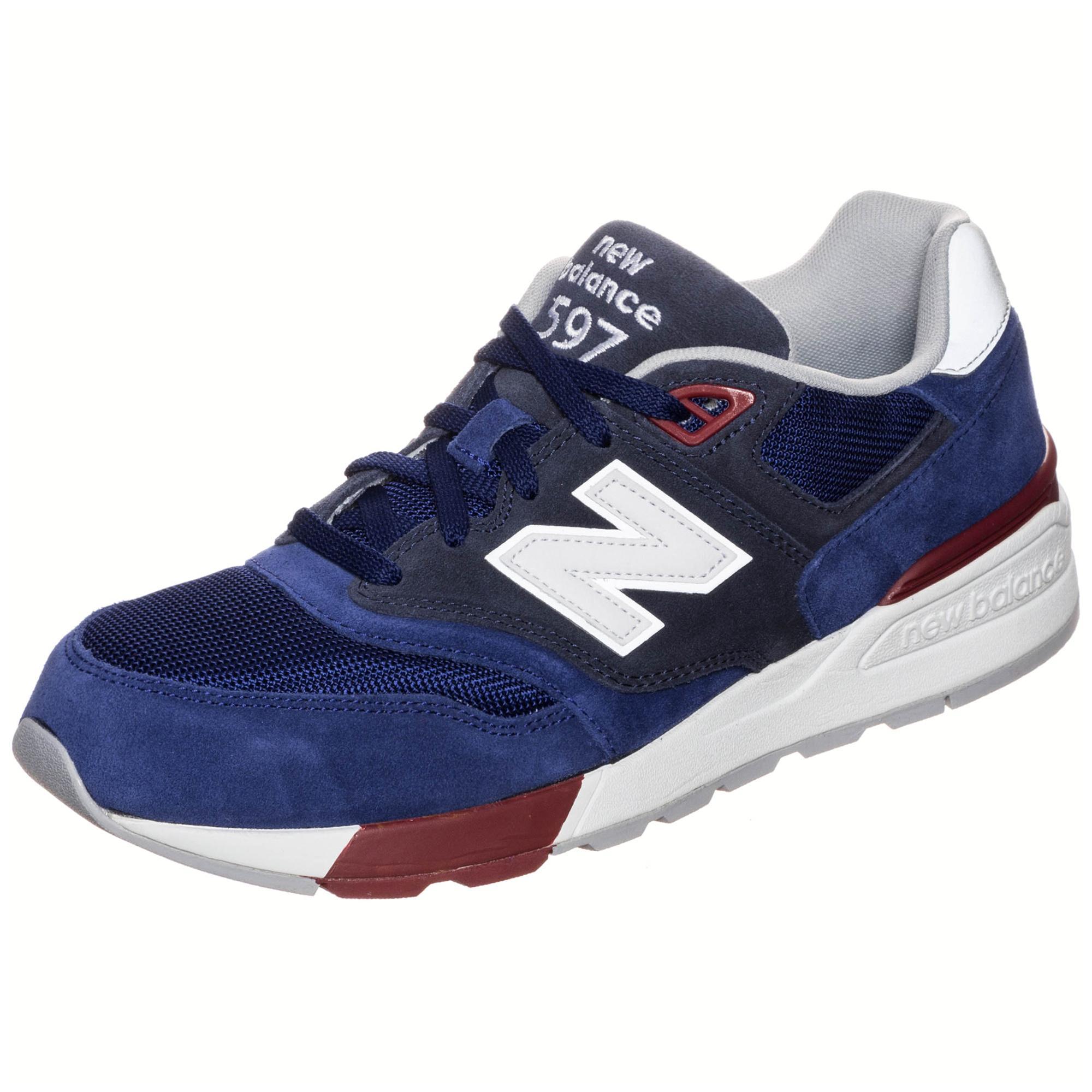 size 40 3b865 5eb66 NEW BALANCE ML597-VAB-D Sneaker Herren blau / bunt im Online Shop von  SportScheck kaufen