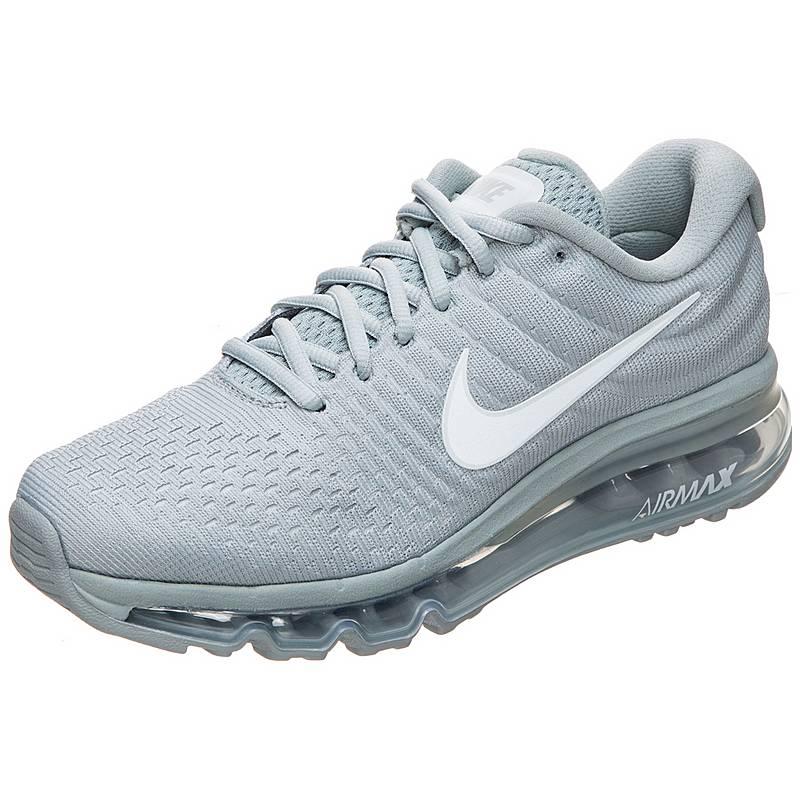 buy popular 6203f 32537 ... new zealand nike air max 2017 se laufschuhe damen graugrün 4a8a6 3210b