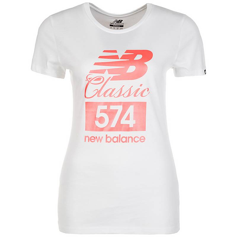 new balance damen tshirt