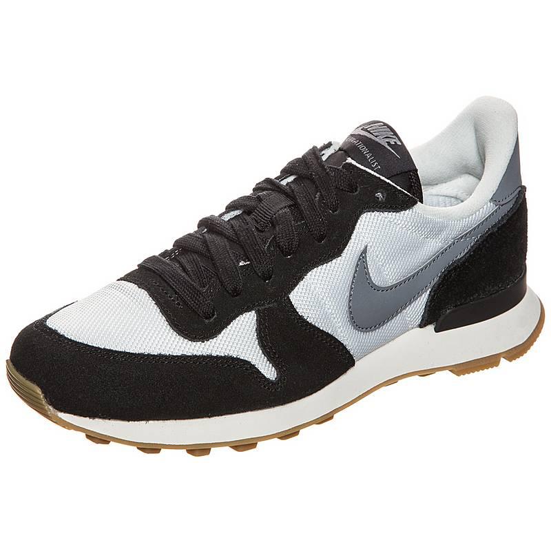 buy popular 11e78 9b14b australia nike internationalist sneaker damen weiß schwarz 8b936 72bc1