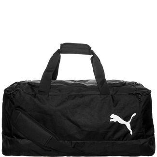 PUMA Pro Training II Medium Sporttasche schwarz / weiß