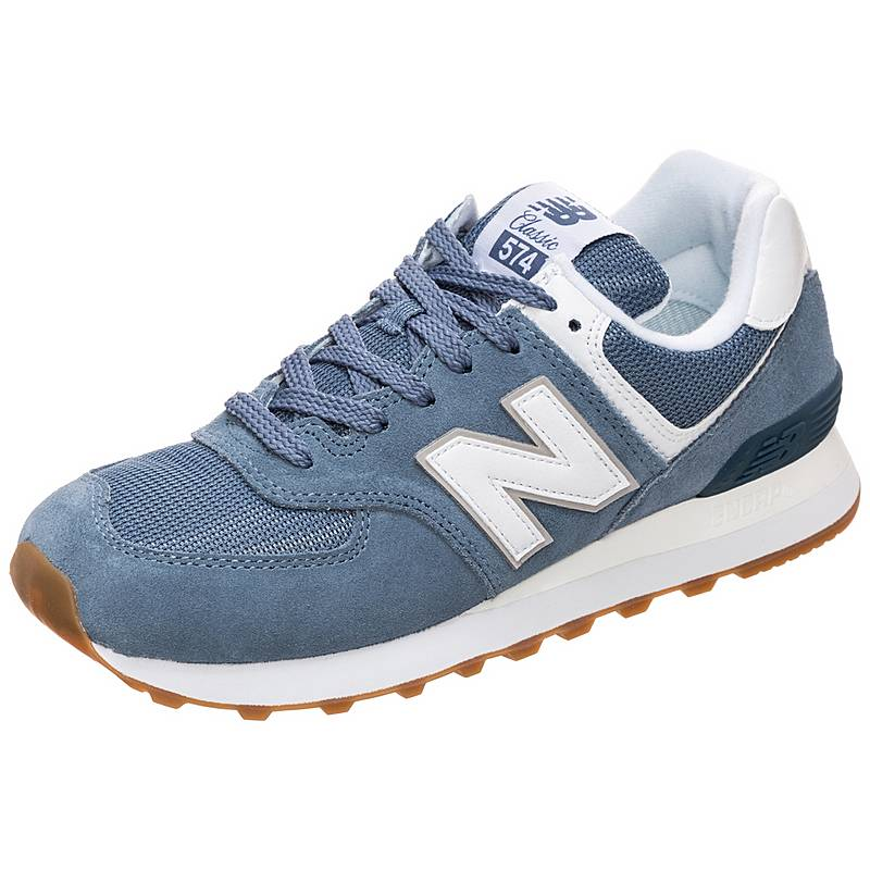 wholesale dealer 90697 a1f6d NEW BALANCEWL574ESSB SneakerDamen hellblau   weiß