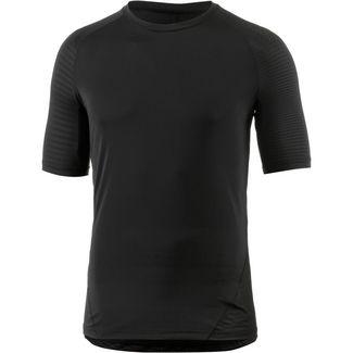 adidas Alphaskin Tec Kompressionsshirt Herren black
