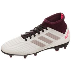 adidas Predator 18.3 Fußballschuhe Damen beige / weinrot