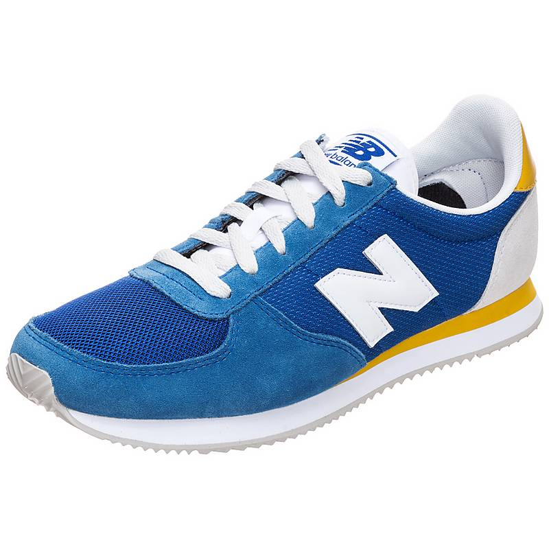 new balance blau gelb weiß