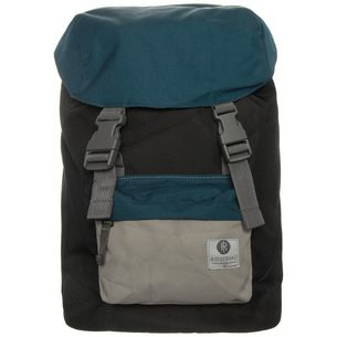 Ridgebake Otone Daypack schwarz / petrol