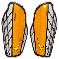 Nike Protegga Pro Schienbeinschoner Herren orange / weiß