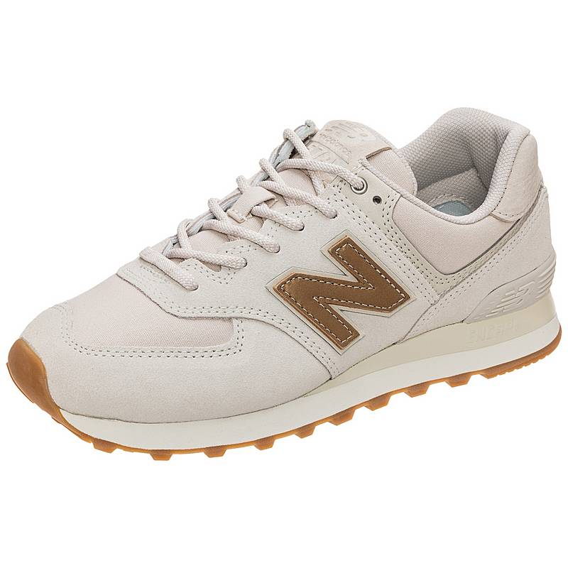 NEW BALANCEWL574CLSB  SneakerDamen  beige / hellbraun