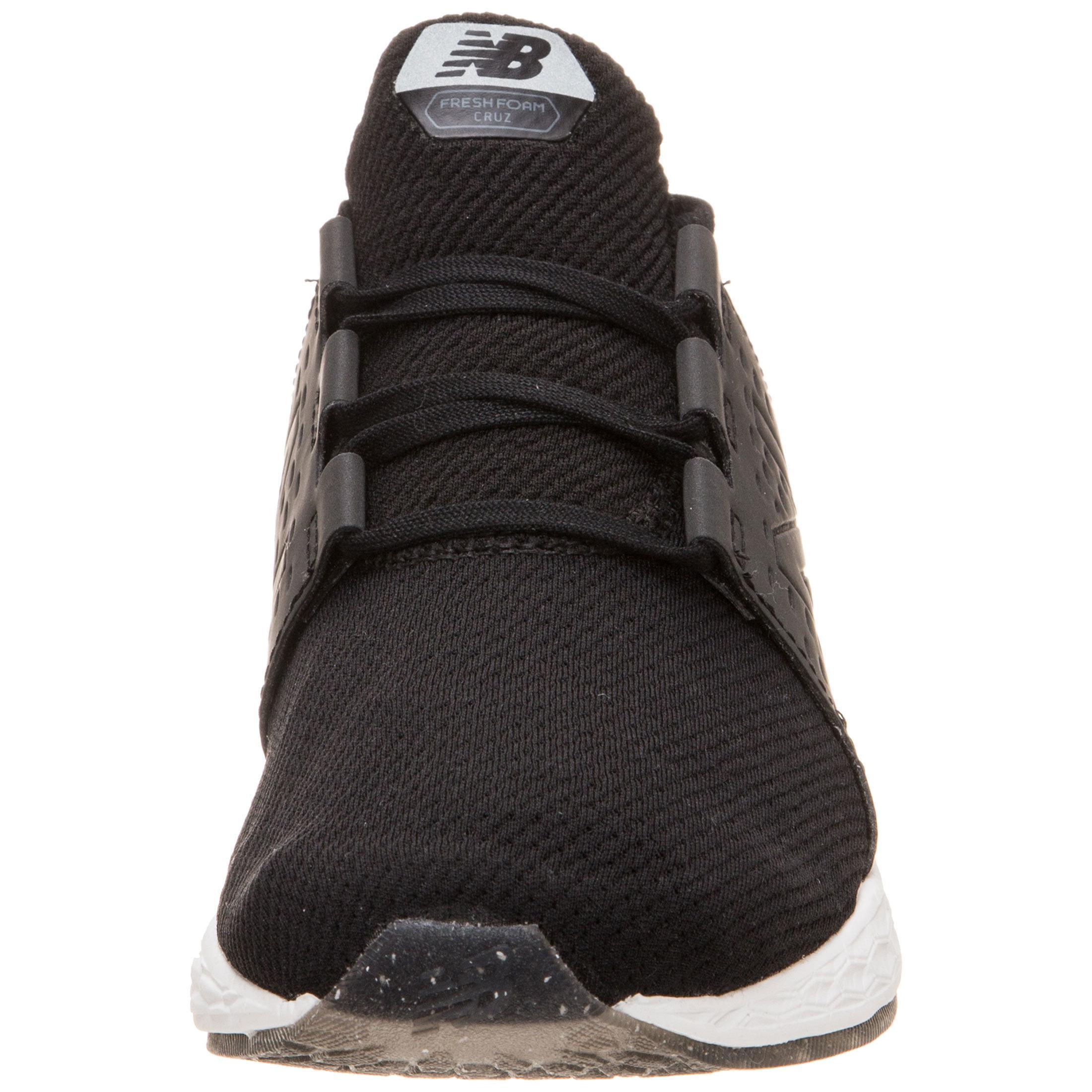 NEW BALANCE Foam Fresh Foam BALANCE Cruz Laufschuhe Damen schwarz / grau im Online Shop von SportScheck kaufen Gute Qualität beliebte Schuhe d7d5e1