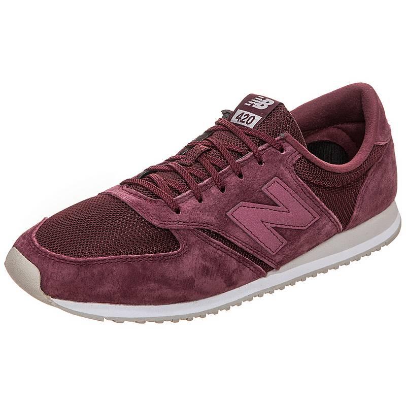 2cc55366f843 NEW BALANCE U420-BTS-D Sneaker Herren bordeaux im Online Shop von ...