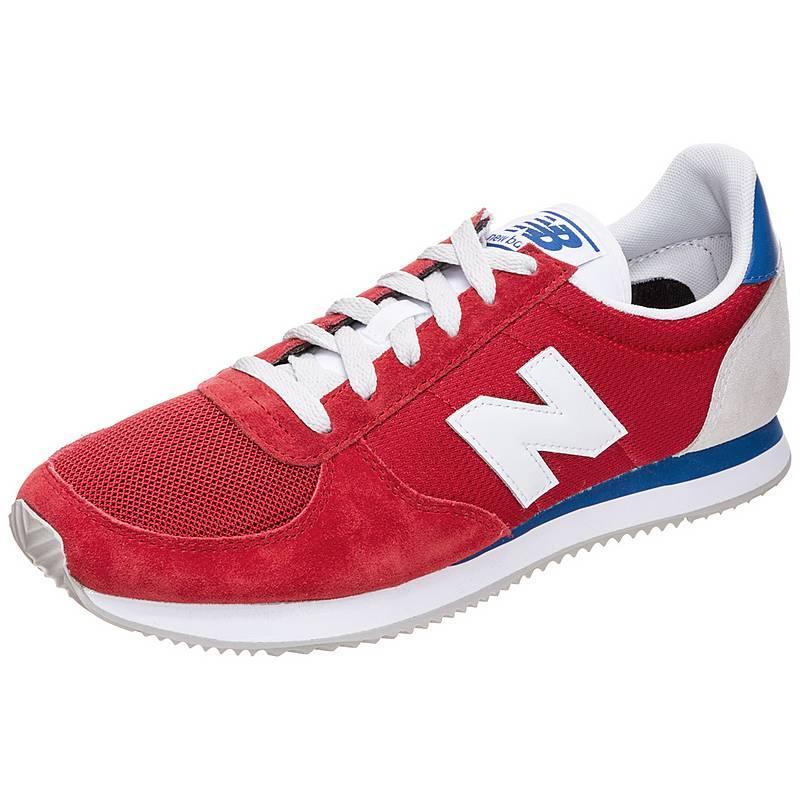 hot sale online cd79f bcb4d NEW BALANCEU220DBD Sneakerrot   grau