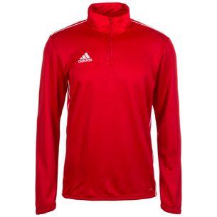 adidas Core 18 Funktionsshirt rot / weiß