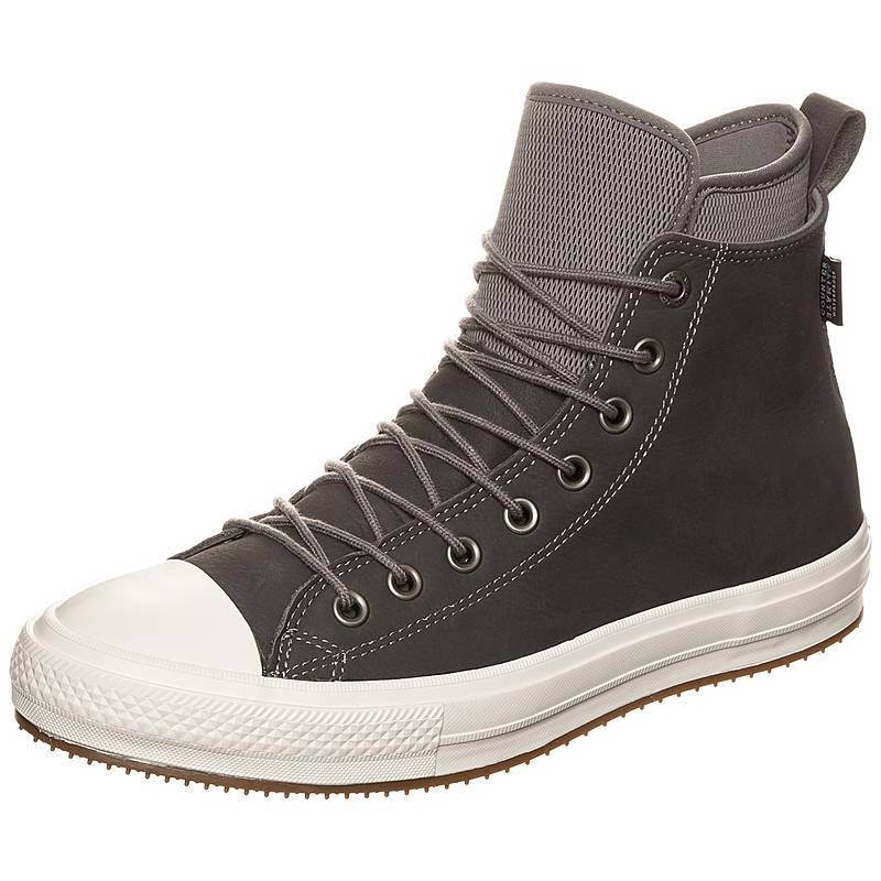 Chuck Star Waterproof Converse All Grau Herren Sneaker High Taylor Cfzd1xdq