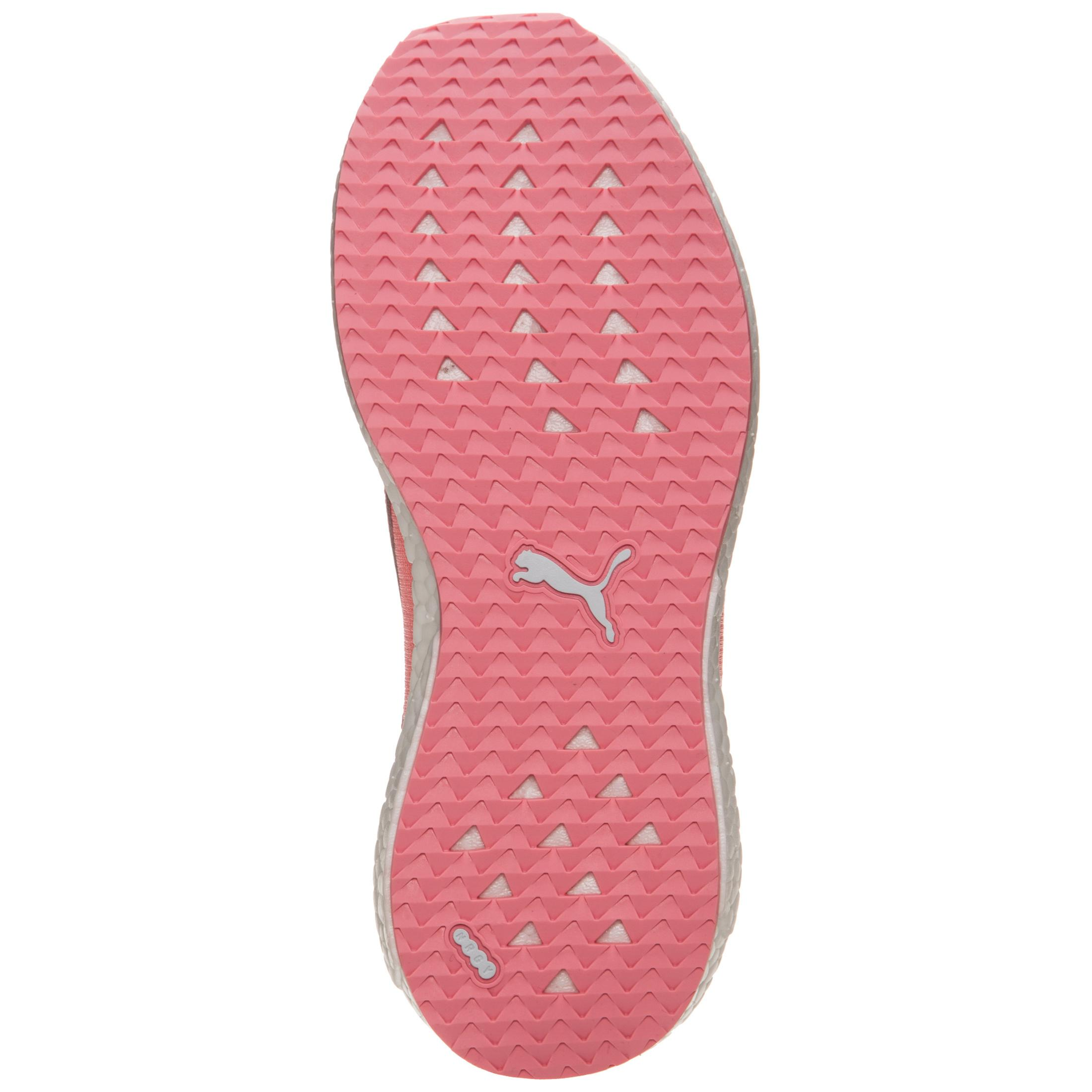 0dd9f7662441 ... PUMA Mega Turnschuhe NRGY Knit Turnschuhe Mega Damen rosa   weiß im  Online Shop von SportScheck ...