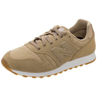 NEW BALANCE WL373-OIT-B Sneaker Damen hellbraun / beige