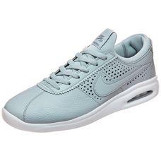Nike Air Max Bruin Vapor Leather Sneaker Herren grau / weiß