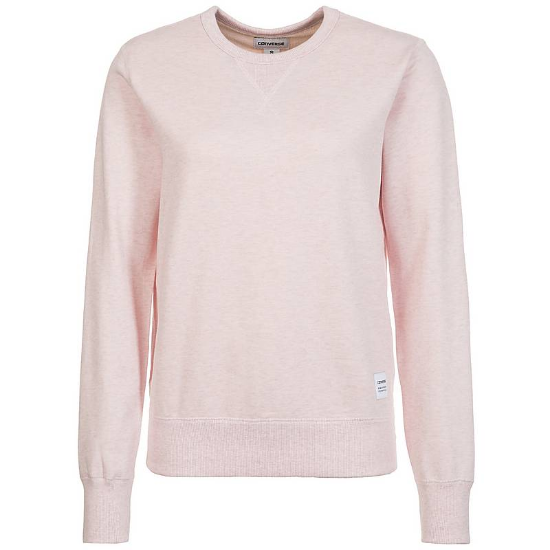 converse pullover damen rosa