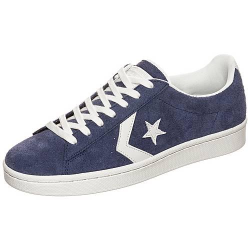 CONVERSE Pro Leather Ox Sneaker Herren dunkelblau weiß im