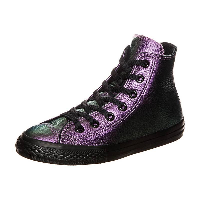 2c4f0b11d677af ... australia converse chuck taylor all star iridescent sneaker kinder lila  schwarz aed66 2f365