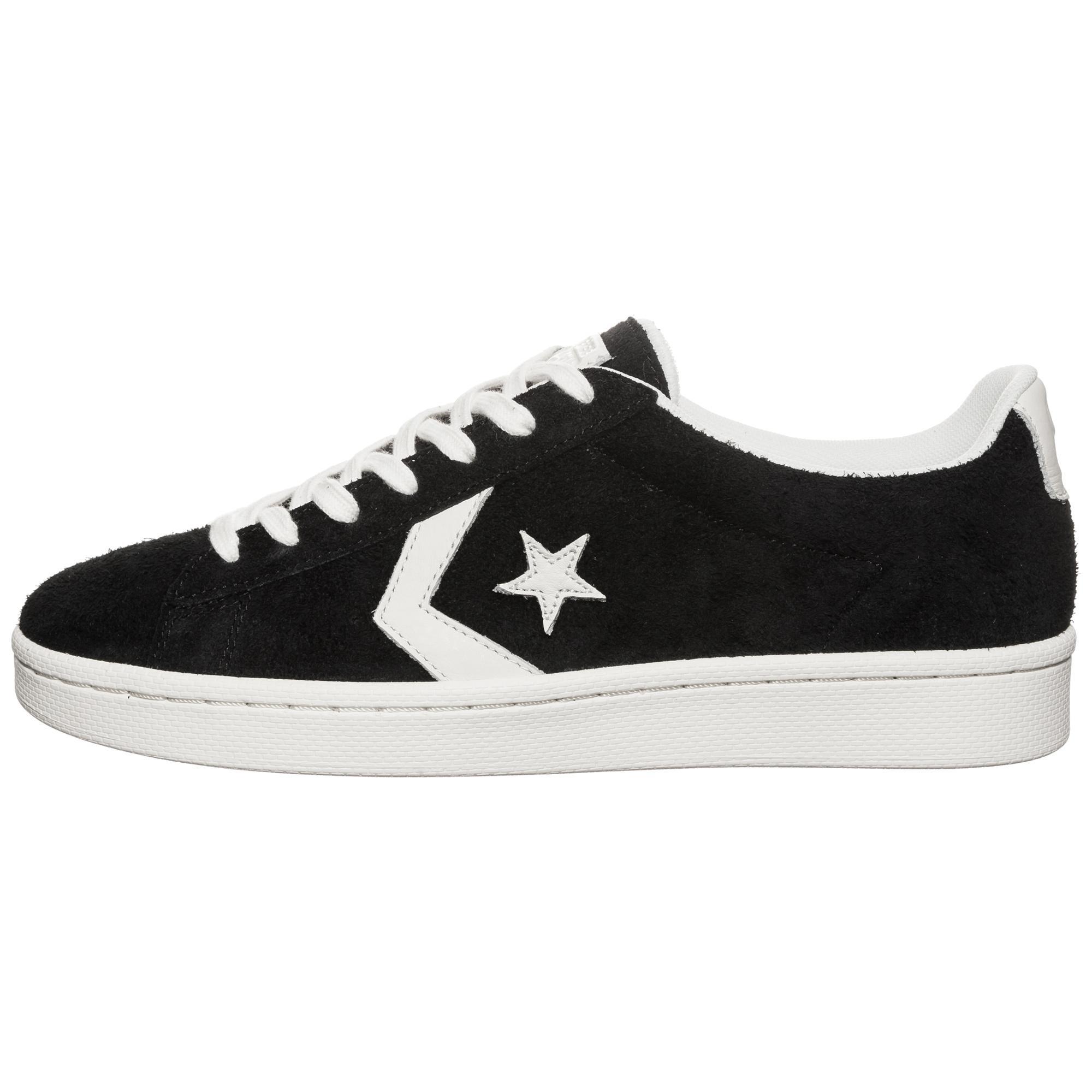 CONVERSE Pro Leather Leather Leather Ox Turnschuhe Herren schwarz   weiß im Online Shop von SportScheck kaufen Gute Qualität beliebte Schuhe 28fd13