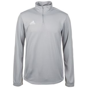 adidas Core 18 Funktionsshirt grau / weiß