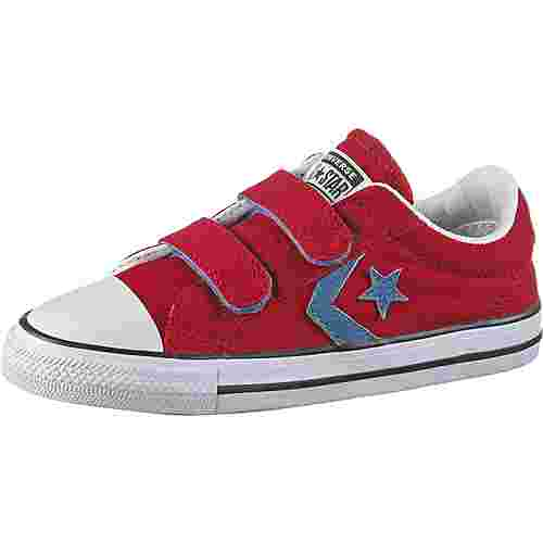 CONVERSE Sneaker Kinder gym red-aegean storm-white
