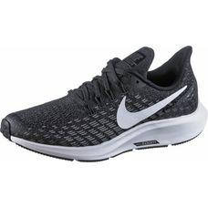 Nike AIR ZOOM PEGASUS Laufschuhe Kinder black-oil grey-gunsmoke-white