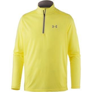Under Armour Threadborne Streaker Laufshirt Herren semi-frozen-yellow