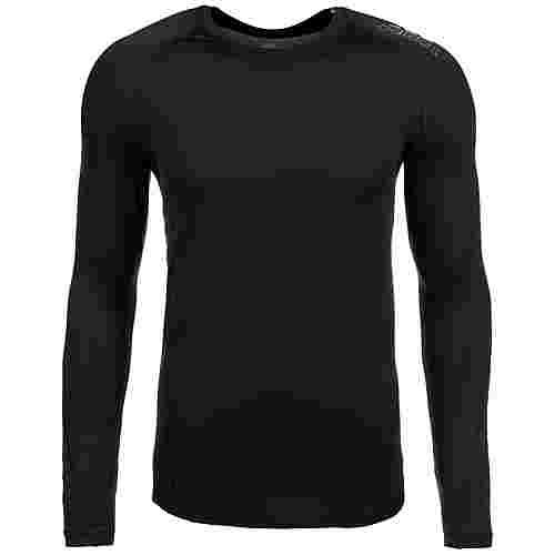 adidas Alphaskin Kompressionslevel Sport Kompressionsshirt Herren black im Online Shop von SportScheck kaufen