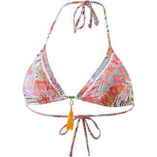 watercult Creative Manifesto Bikini Oberteil Damen global-mix