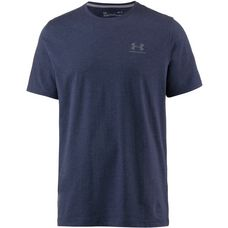 Under Armour Left Chest Lockup Funktionsshirt Herren midnight-navy