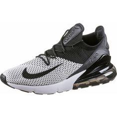 Nike Air Max 270 Flyknit Sneaker Herren white
