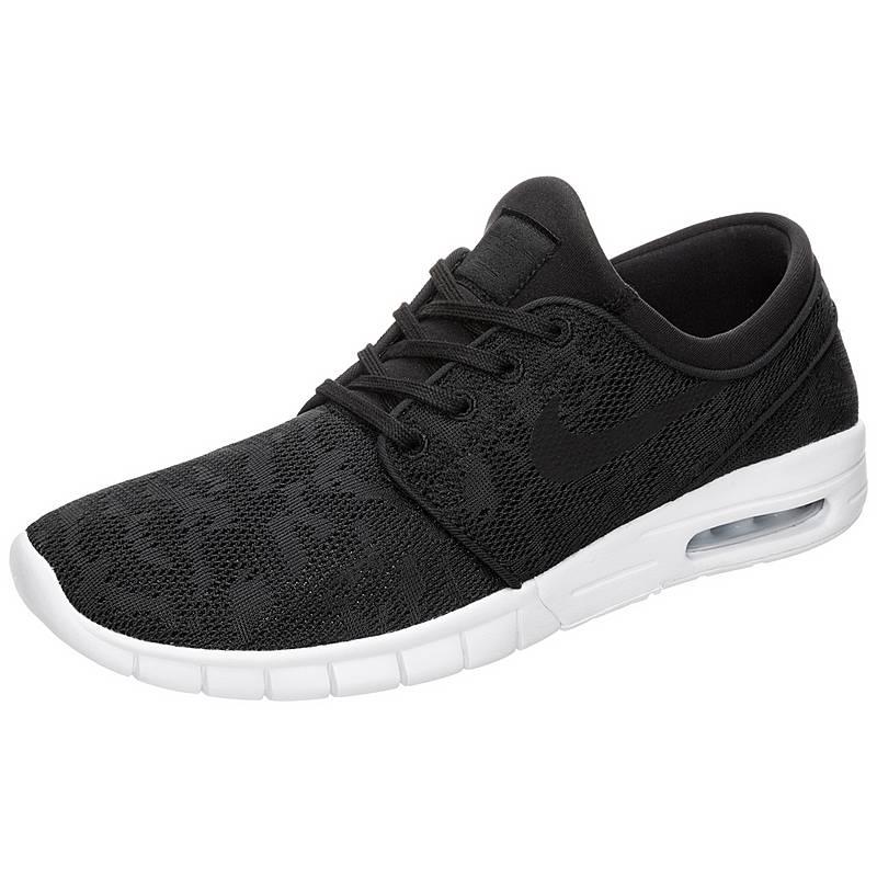 on sale 468eb 9eba8 Nike Stefan Janoski Max Sneaker Herren schwarz  weiß