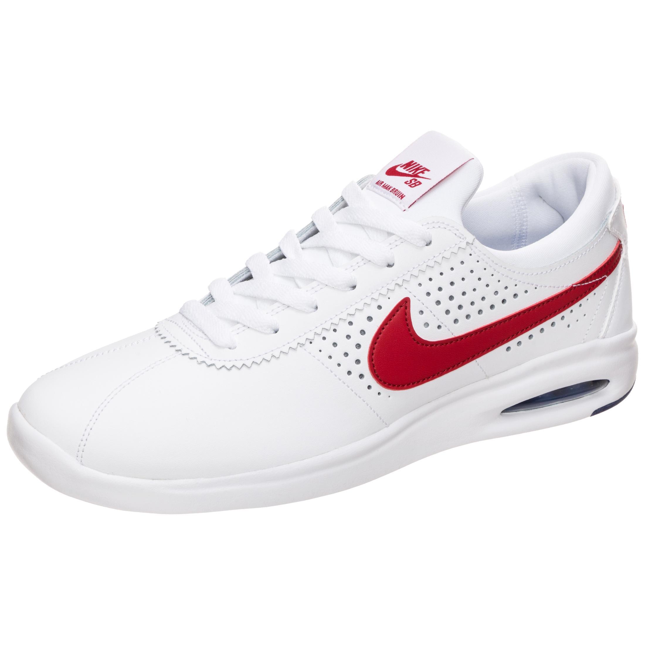 Nike Air Max Bruin Vapor Sneaker Herren weiß rot blau im Online Shop von SportScheck kaufen