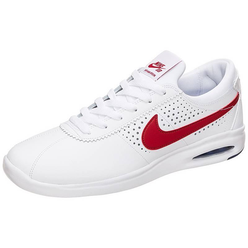 Nike Air Max Bruin Vapor Sneaker Herren weiß   rot   blau im Online ... a9423a48ab