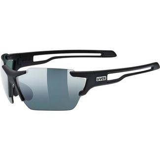 Uvex Sportstyle 803 colorvision Sportbrille black mat/urban