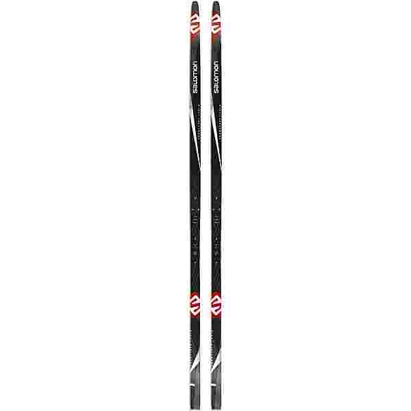 Salomon XC Snowscape 9 Skin 175cm Langlaufski Klassik schwarz/rot