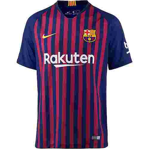 Nike FC Barcelona 18/19 Heim Fußballtrikot Herren deep royal blue-university gold