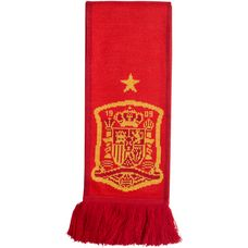 adidas Spanien WM 2018 Fanschal red/powerred/boldgold