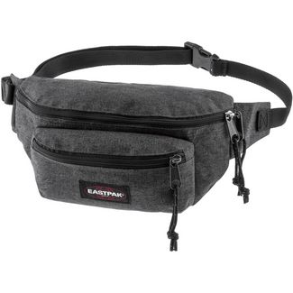 EASTPAK Doggy Bauchtasche black denim