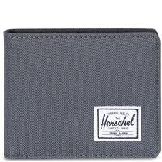 Herschel Roy + Coin Geldbeutel anthrazit / schwarz