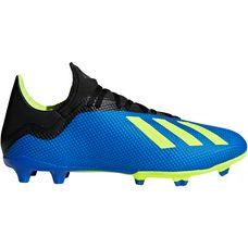 adidas X 18.3 FG Fußballschuhe Herren fooblu-syello-cblack