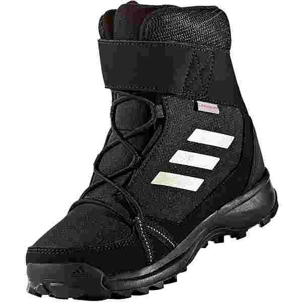 adidas Terrex Snow Stiefel Kinder core black