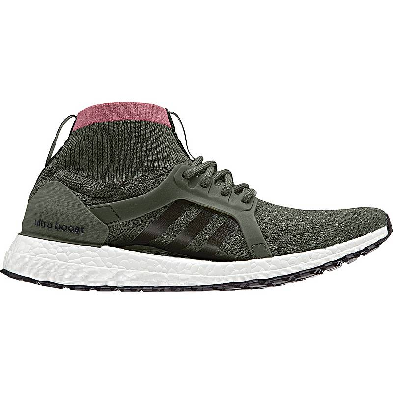 designer fashion c8241 891fe adidas UltraBoost X All Terrain Laufschuhe Damen base-green